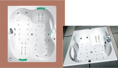 Ruben Design Whirlpool Dharpa NEOS