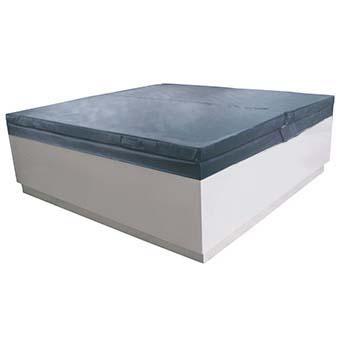 Copertura termica per Quadrat free standing
