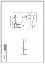 Zucchetti Soft Einhebel-Waschtischmischer