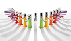 TRES Loft Colors Waschtisch-Einhebelmischer