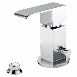 CUADRO-TRES Einhandmischer Bidet mit Dusche