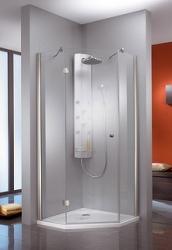 HSK Premium Fünfeck-Duschabtrennung